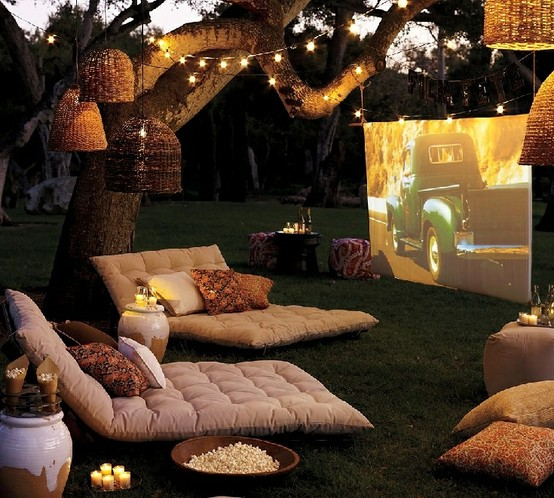 ... A Back Yard Movie Night. Weu0027re Ready To Take Care Of 2 Or 2,000. Let A  Planner From Austin Projector Rentals Take Care Of The Details U0026 Make Your  Night ...